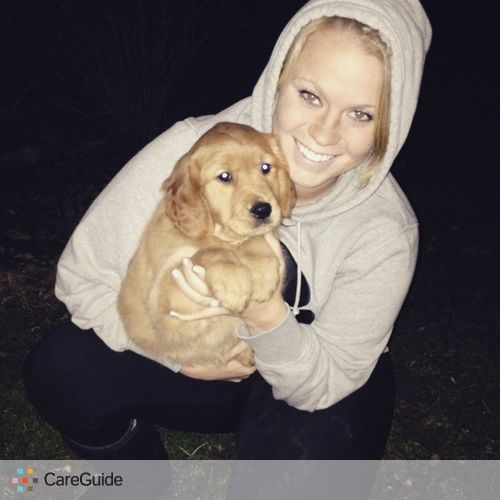 Pet Care Job Holly Clark's Profile Picture