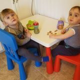 Looking for a potential nanny/au pair to look after two children, Diana (3) and Clifford (2).
