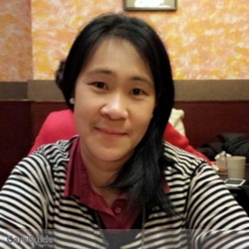 Canadian Nanny Provider Janet Borja's Profile Picture