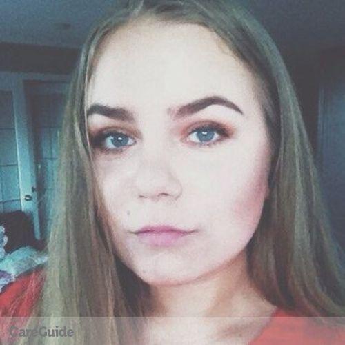 Canadian Nanny Provider Pauline Chaikovska's Profile Picture