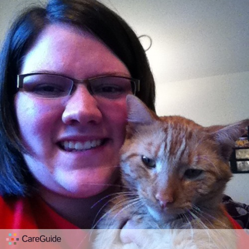 Pet Care Provider Nicole Sinclair's Profile Picture