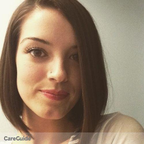 Canadian Nanny Provider Danielle Hunter's Profile Picture