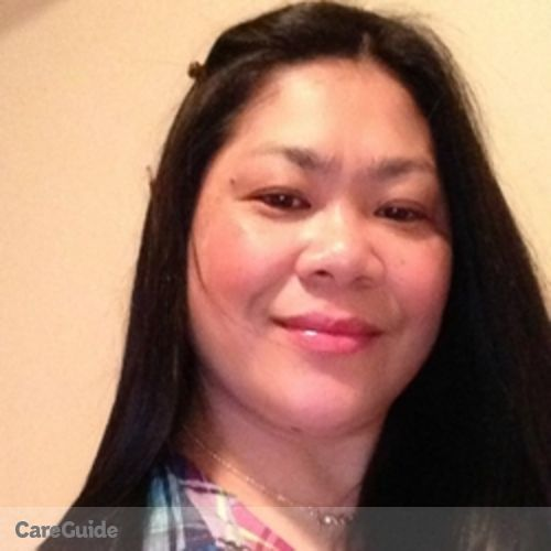 Canadian Nanny Provider Evangeline Panes's Profile Picture