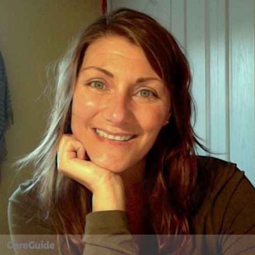 Canadian Nanny Provider Nathalie Leclerc's Profile Picture