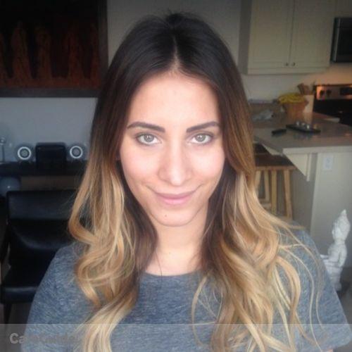 Canadian Nanny Provider Tania Z's Profile Picture