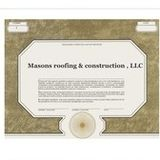 Masons roofing & construction