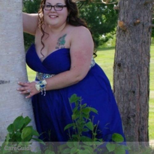 Canadian Nanny Provider Danielle D's Profile Picture