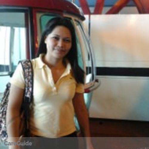 Canadian Nanny Provider Diosdada Sala's Profile Picture