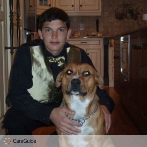 Pet Care Provider Andy Vandoros's Profile Picture