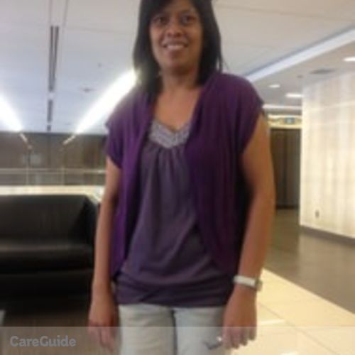 Canadian Nanny Provider Beatriz Medina's Profile Picture