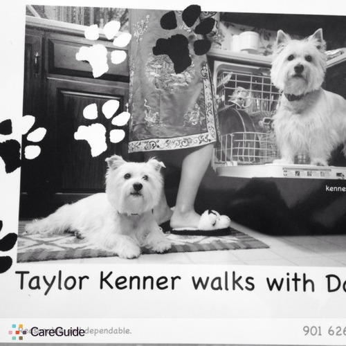 Pet Care Provider Taylor Kenner's Profile Picture