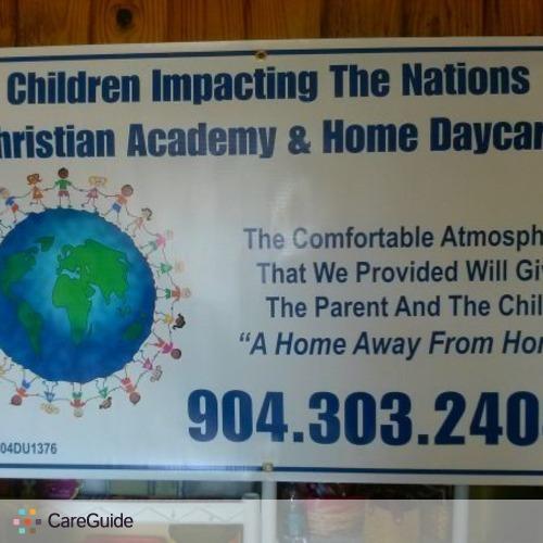 Child Care Provider Iris Idiaquez's Profile Picture