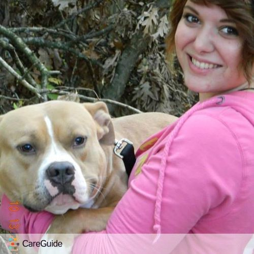 Pet Care Provider Samantha R's Profile Picture