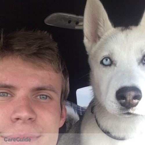 Pet Care Job Aaron W's Profile Picture