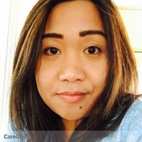 Canadian Nanny Provider Adelina Jesso's Profile Picture