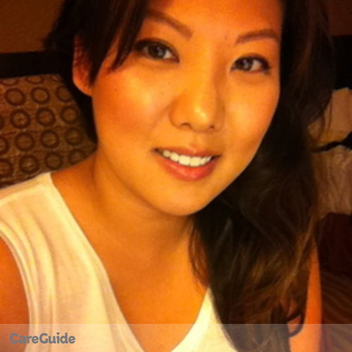 Canadian Nanny Provider Pauline K's Profile Picture