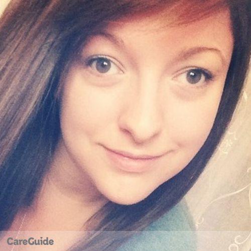 Canadian Nanny Provider Amanda Hampton's Profile Picture