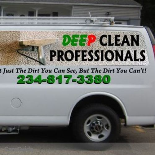 Housekeeper Provider Deep Clean Professionals's Profile Picture