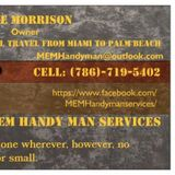 MEM Handy Man Services