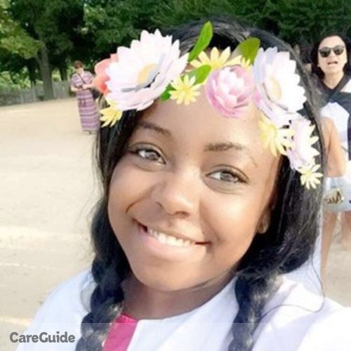 Housekeeper Provider Djamila C's Profile Picture