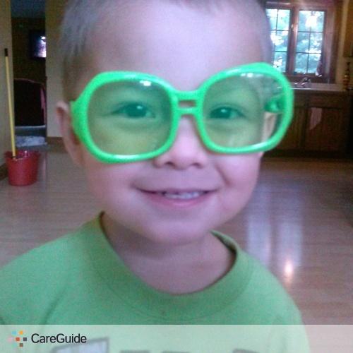Child Care Job Justin Prater's Profile Picture