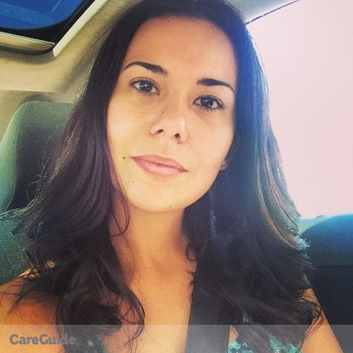 Canadian Nanny Provider Antonieta Martínez's Profile Picture