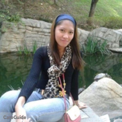 Canadian Nanny Provider Jo Ann Lachica's Profile Picture