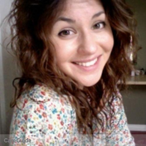 Canadian Nanny Provider Alexa Serafini's Profile Picture