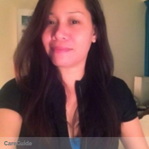 Canadian Nanny Provider Vilma Quizon's Profile Picture