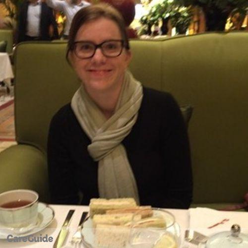 Canadian Nanny Provider Allana Lindner's Profile Picture
