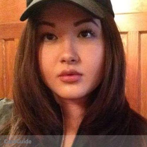 Canadian Nanny Provider Hikari Wallace's Profile Picture