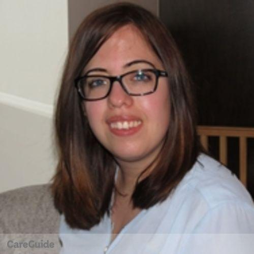 Canadian Nanny Provider Alicia D's Profile Picture