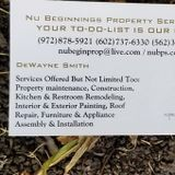 Property Maintenance & Painting ( Same-day Service Available In Many Cases )