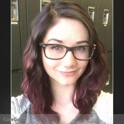Canadian Nanny Provider Morgan H's Profile Picture