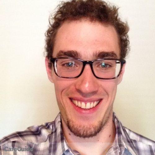House Sitter Provider Sam Gabuzzi's Profile Picture