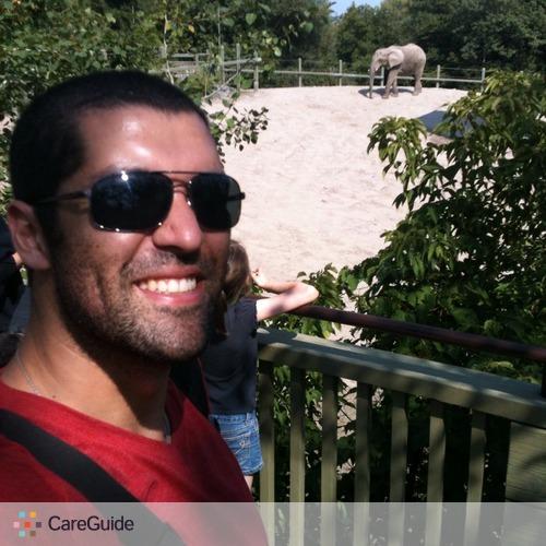 Tutor Provider Alvaro Sanchez's Profile Picture