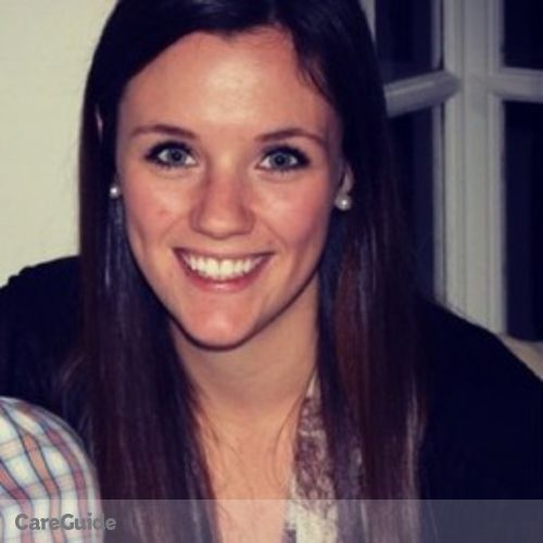 Canadian Nanny Provider Meagan S's Profile Picture