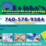 Housekeeper, House Sitter in Indio