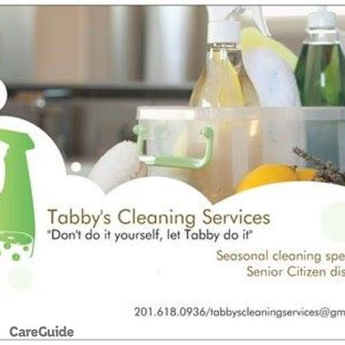 Housekeeper Provider Tabby Guevarez's Profile Picture