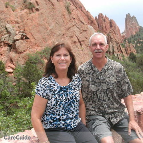 House Sitter Provider Bob & Libby Griffith's Profile Picture