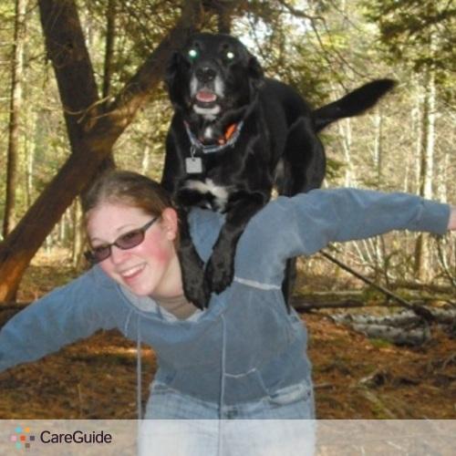 Pet Care Provider Kristen Eckwright's Profile Picture
