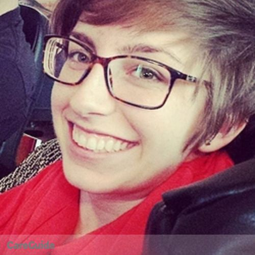 Canadian Nanny Provider Erika 's Profile Picture