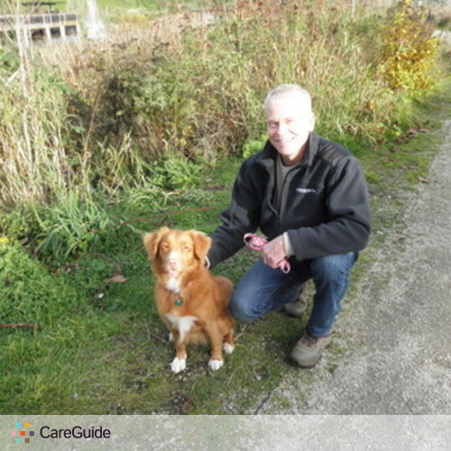 Pet Care Provider Wayne Howrie's Profile Picture