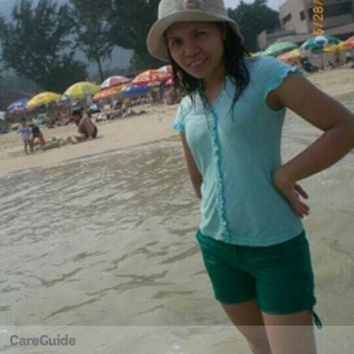 Canadian Nanny Provider Irene Lamzon's Profile Picture