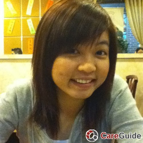 Child Care Provider Nicole Wong's Profile Picture