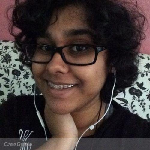 Child Care Provider Zoya K's Profile Picture