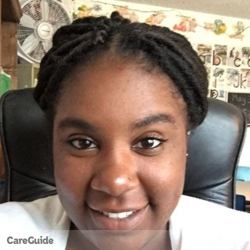 Child Care Provider Jamesa B's Profile Picture