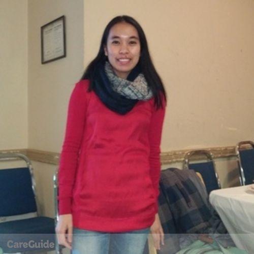 Canadian Nanny Provider Chona Oculam's Profile Picture