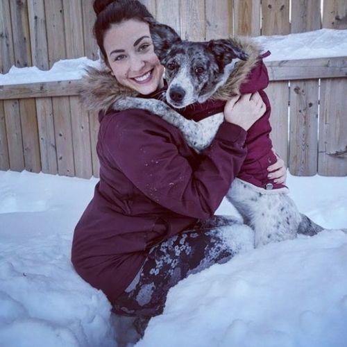 Canadian Nanny Provider Miranda M's Profile Picture