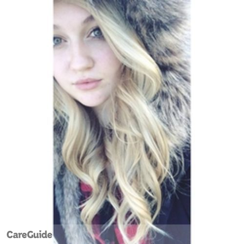 Canadian Nanny Provider Courtney S's Profile Picture